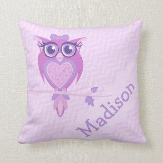 Chervon owl
