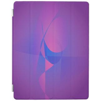 Purple Glass iPad Cover