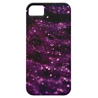 PURPLE GLITTER BOTEK SPACE FANTASY SCIENCEFICTION iPhone 5 COVER