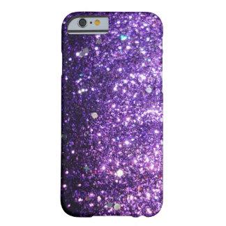 Purple Glitter look iPhone 6 Case