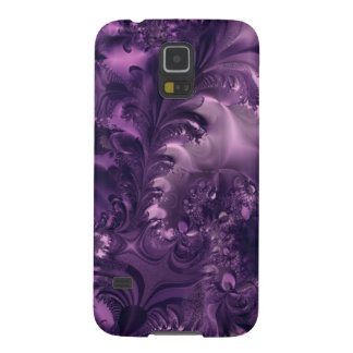 Purple Glory Design Cases For Galaxy S5