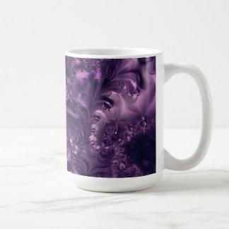 Purple Glory Design Coffee Mug