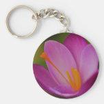 Purple Glory Keychain