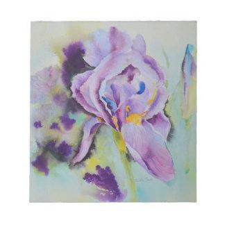 Purple-glory Notepad