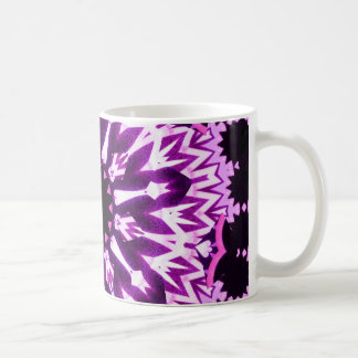 Purple Glowsticks Coffee Mug