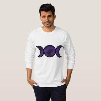 Purple Goddess Men's American Apparel Long Sleeve T-Shirt