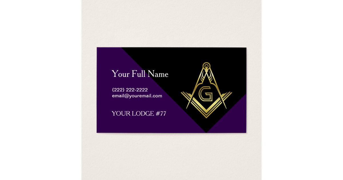 Lodge Business Cards & Templates | Zazzle