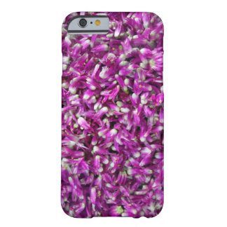Purple Gomphrena Barely There iPhone 6 Case