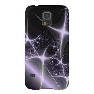 Purple Goth Design Galaxy S5 Case