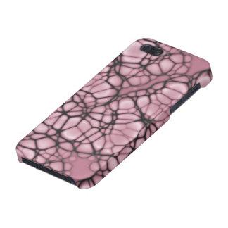 Purple Gothic Web iPhone 5 Case