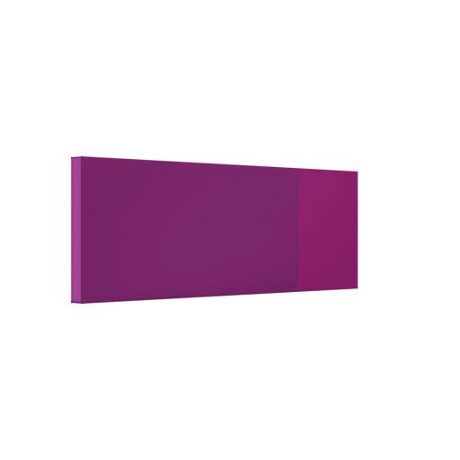 Purple grape canvas print
