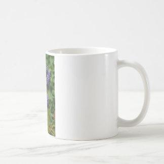 Purple Grape Hyacinth Wildflowers Coffee Mug