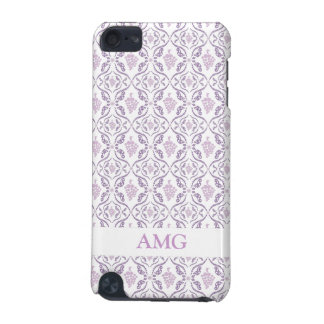 Purple Grape Vines Pattern iPod Touch (5th Generation) Cover