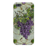 Purple Grapes Case For iPhone 5