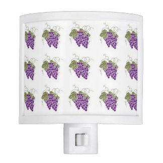 Purple Grapes Fruit Kitchen Night Light