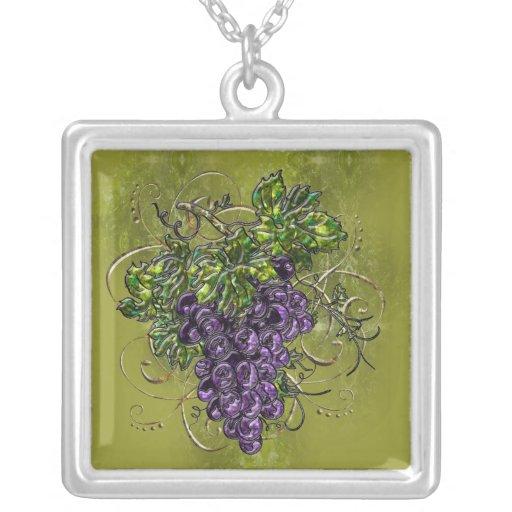Purple Grapes Jewelry