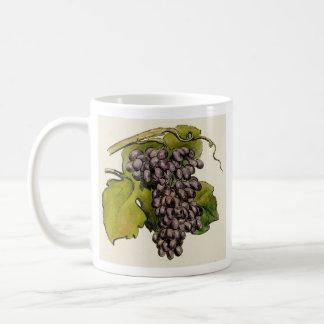 Purple Grapes Mugs