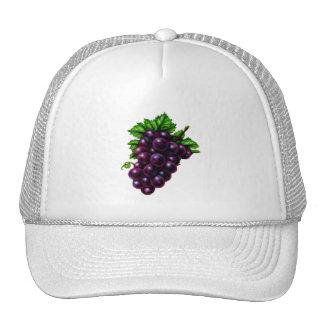 Purple Grapes Trucker Hat