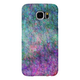 Purple Grass Samsung Galaxy S6 Case