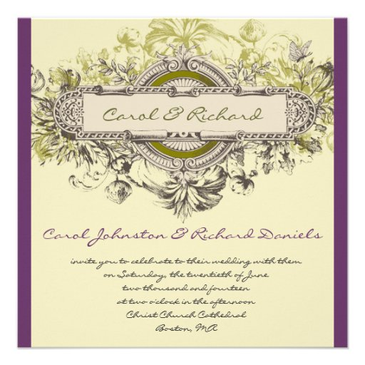 Anna Griffin Invitations is great invitations layout