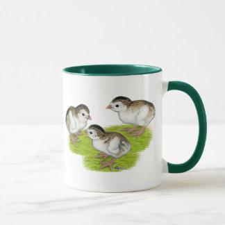 Purple Guinea Keets Mug