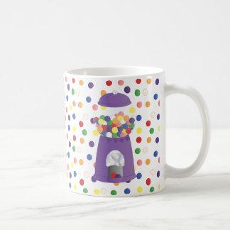 Purple Gumball Machine Coffee Mug