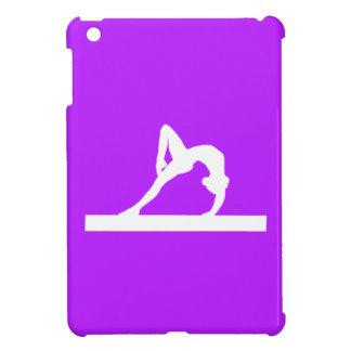 Purple Gymnastics iPad Mini Case