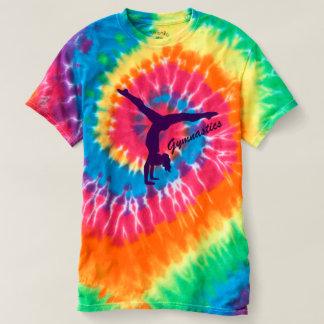 Purple Gymnastics T-shirt