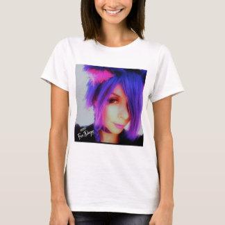 Purple Hair Fox T-Shirt