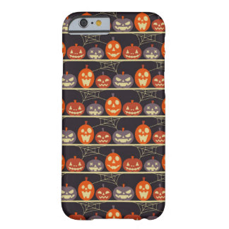 Purple Halloween Barely There iPhone 6 Case