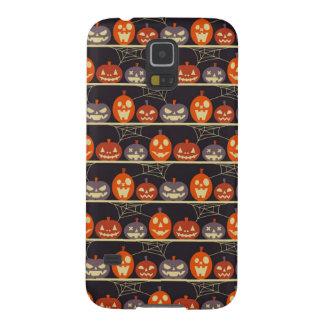 Purple Halloween Case For Galaxy S5