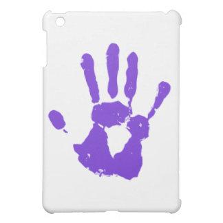 Purple Hand iPad Mini Cases