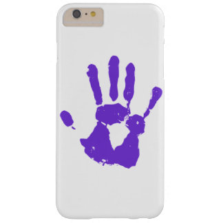 Purple Hand LGBT Gay Rights Symbol Barely There iPhone 6 Plus Case