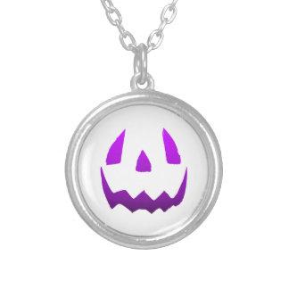 Purple Happy Halloween Jewelry