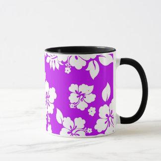 Purple Hawaiian Mug