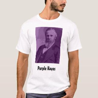 Purple Hayes T-Shirt