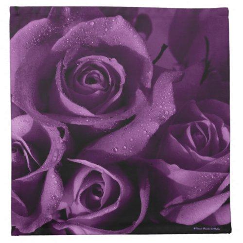 Purple Haze American MoJo Napkin napkin
