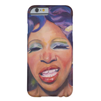 Purple Haze Barely There iPhone 6 Case