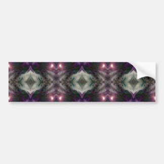 Purple Haze Bumper Sticker