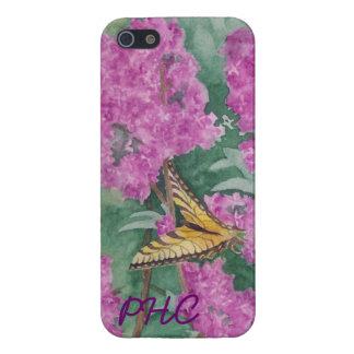 Purple Haze Cafe iPhone 5/5s Case