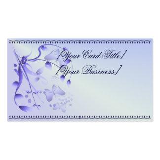 Purple Haze Gardens Business Card