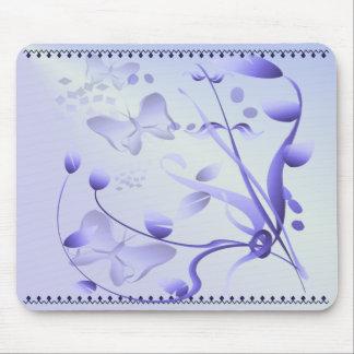 Purple Haze Gardens Mousepad