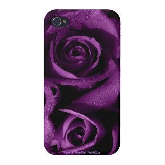 Purple Haze IPhone 4 case