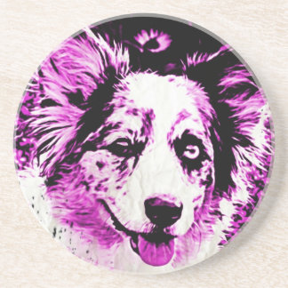 Purple Haze Maggie Coasters