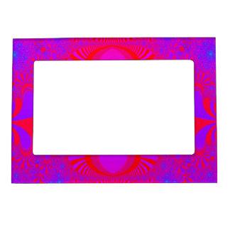 Purple Haze Magnetic Photo Frame