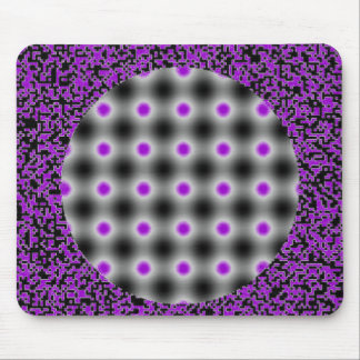 Purple Haze... Mouse Pad