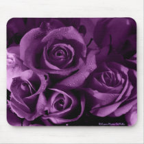 Purple Haze-Mousepad Mouse Pad