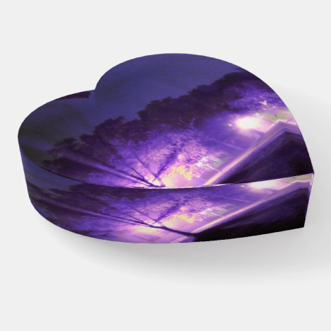 Purple Haze Paperweight