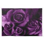 Purple Haze Placemat Cloth Place Mat