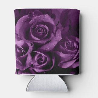 Purple Haze Rose-Custom Can Cooler